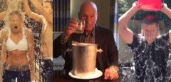 Die vielen Gesichter der ALS Ice Bucket Challenge