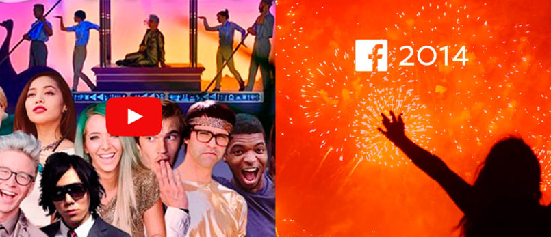 Rewind 2014 YouTube Facebook - Netztemepel