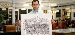Die Kunst der Handschrift – Master Penman Jake Weidmann