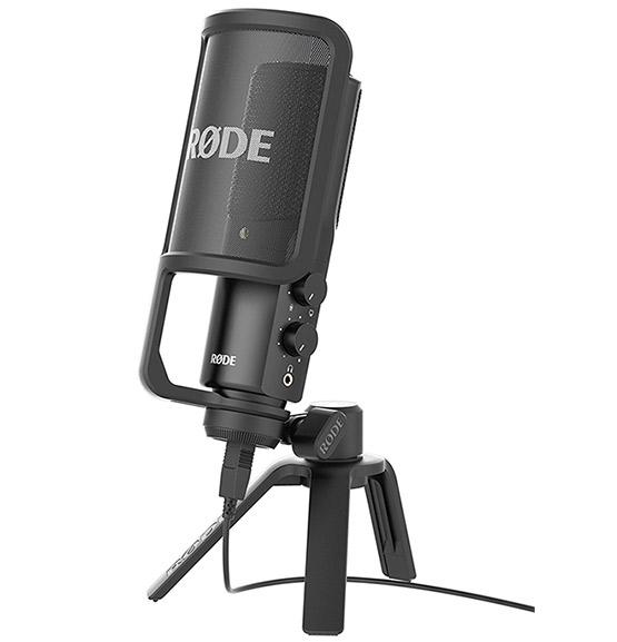 Rode NT-USB - Mikrofone für YouTube - Der Tuber
