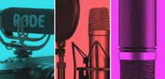 Die besten Mikrofone für YouTube Videos