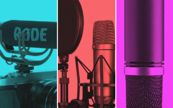 Die besten Mikrofone für YouTube - Der Tuber