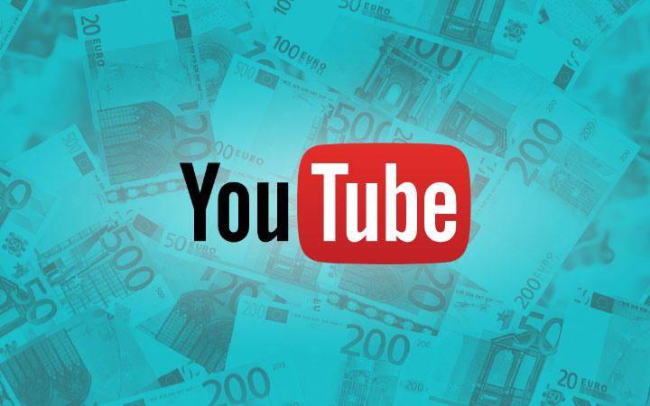 youtube werbung geld verdienen