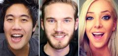 Die 10 größten YouTuber der Welt
