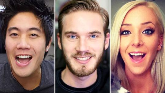 10 größten YouTuber der Welt - Der Tuber