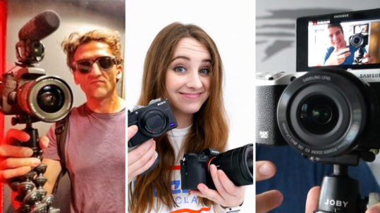 Die besten Vlog Kameras - Der Tuber