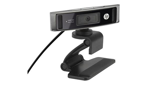 HP HD 4310 - Facecam Kameras - Der Tuber