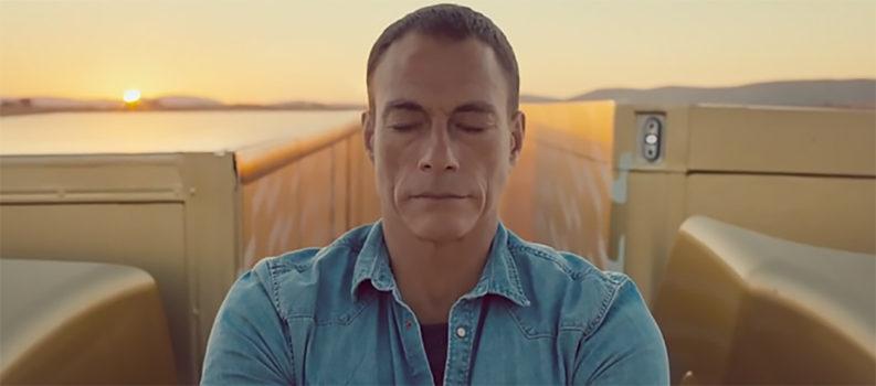 Epic Split - Jean-Claude Van Damme - Volvo Stunt - Netztempel