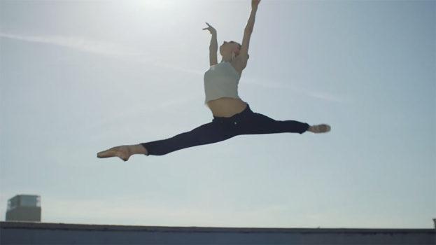 A-Z of Dance - Netztempel