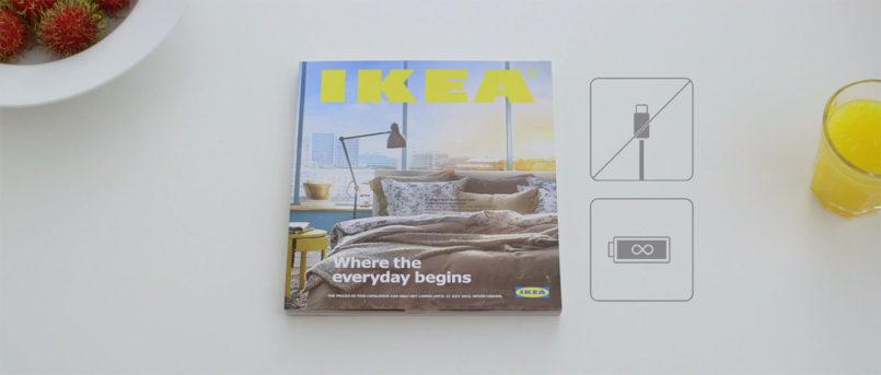 Ikea Bookbook - Netztempel