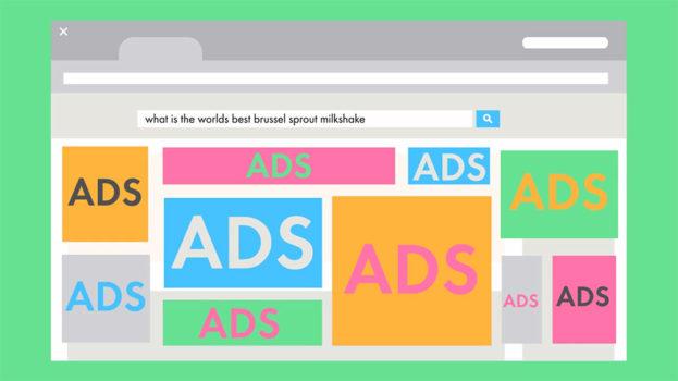 Werbung erklärt für Kinder - Netztempel