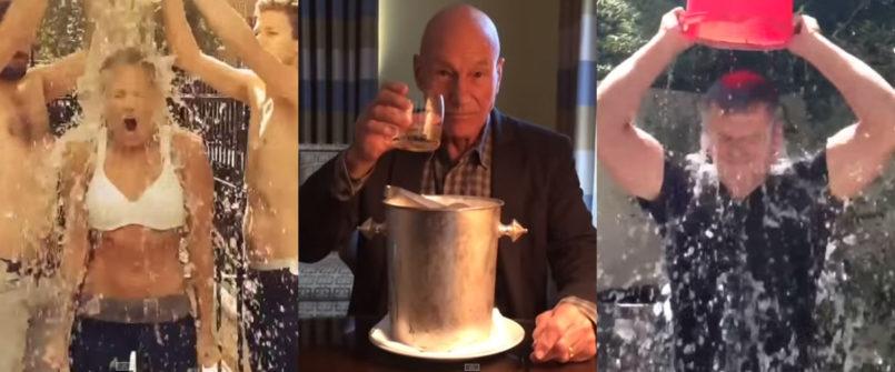 Ice Bucket Challenge - Netztempel
