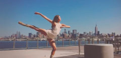 Dancers of NYC - Tolles iPhone Slo-Mo Video