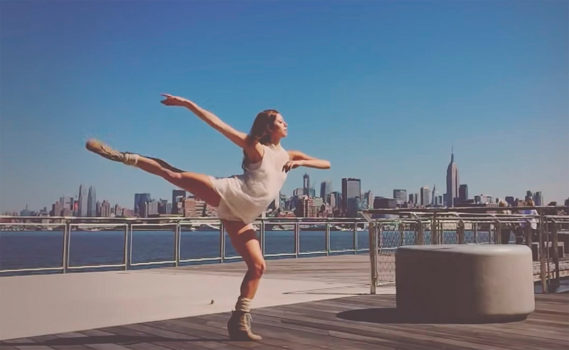 dancers of NYC - Netztempel