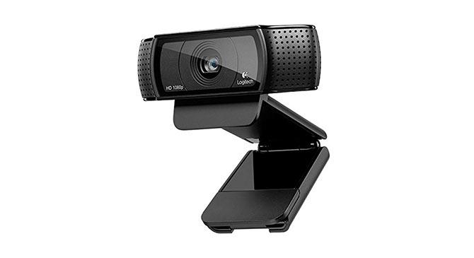 LOGITECH C920 - Facecam Kameras - der Tuber
