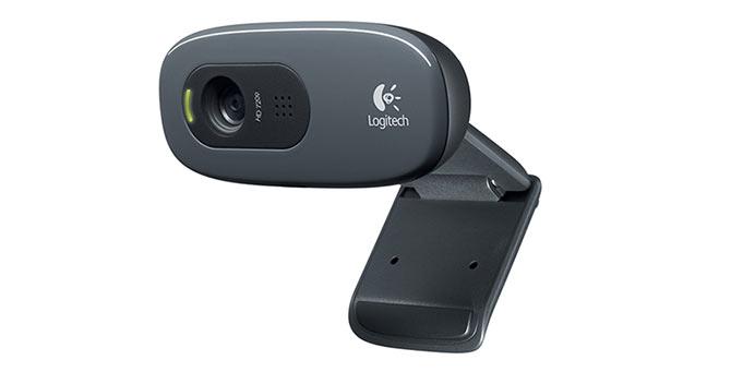 Logitech C270 - Facecam Kameras - der Tuber