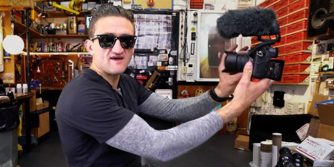 Vlog Kameras - Der Tuber