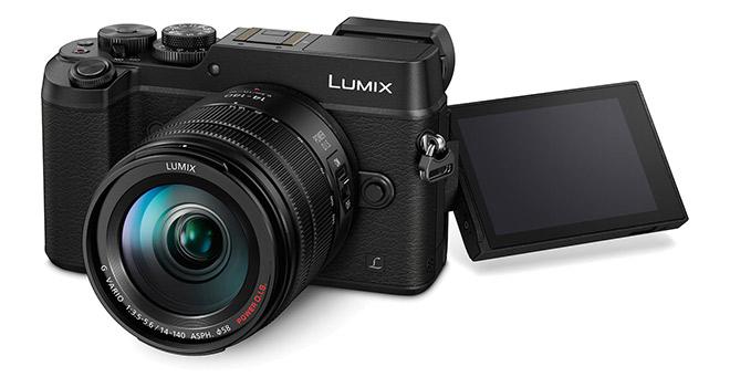 Facecam Kameras - Panasonic GX8 - Der Tuber