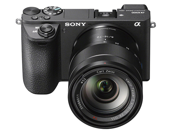 Facecam Kameras - Sony Alpha 6500 - Der Tuber