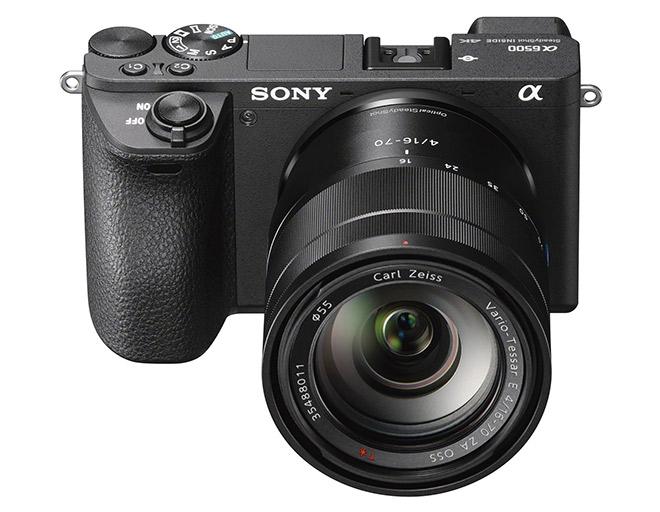 Die besten Vlog Kameras - Sony Alpha 6500 - Der Tuber